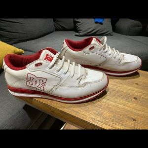 Size 12 DC Shoes. Making room for new shoes.
